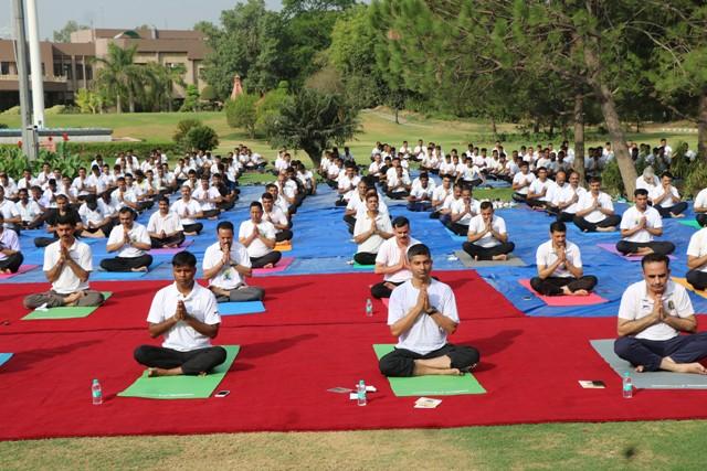 5th International Yoga Day 2019
