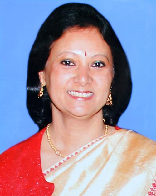 Mrs Radha Choudhury