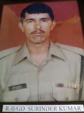 No 971545658 Surendra Kumar