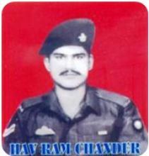 Ram Chander Singh