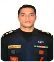 Lt Col Niranjan E.K