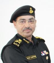 Shri Sudeep Lakhtakia, IPS