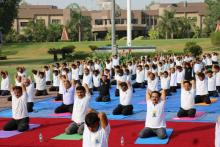 5th International Yoga Day 2019