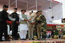 Closing Ceremony of 8th All India Police Commando Competition 2018